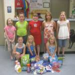 GIRL SCOUT TROOP 2123 PIKETON OHIO - 2011
