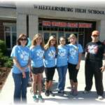 We want to give a great big THANK YOU to the Wheelersburg High School National Honor Society for selecting Sierra's Haven as their charity for their spring fundraising event.